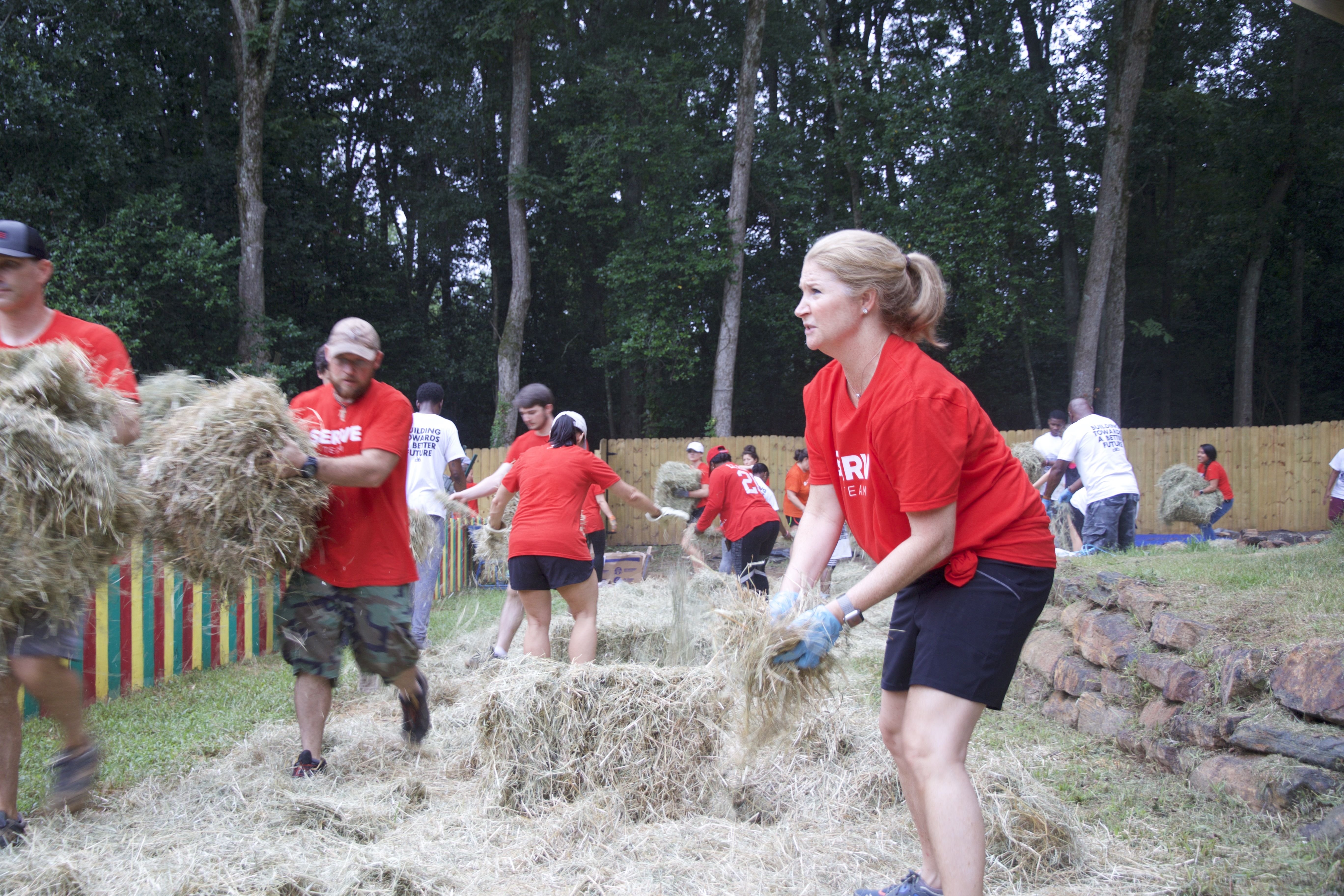 Church Of the Highlands Serve Day